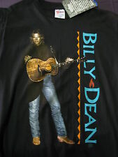 BILLY DEAN Official ©1993 L Country Rock T-shirt - UNWORN, UNWASHED