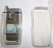 Clear Nokia 6101 Clip on cover , clips over phone, NEW UK seller