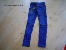 WI 12/13 - Pantaloni di velluto a coste, Blu V.Garcia tg. 170