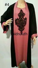New open front abayas/dress/islamic wear/saudi women dress.size  52.54.56.58.