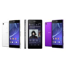 "Original Unlocked Sony Xperia Z2 D6503 5.2"" 4G LTE Wifi 20MP 16GB ROM Smartphone"