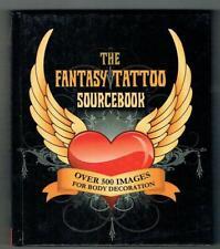 Fantasy tattoo Sourcebook New book [Hardcover]