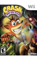 Crash: Mind Over Mutant Nintendo Wii Kids Game Rare Crash Bandicoot