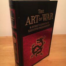 The Art Of War Leather Bound Hardback Book