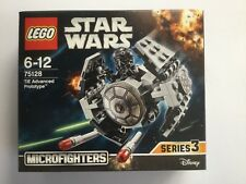 LEGO Star Wars Microfighters 75128 - TIE Advanced Prototype - Serie 3 - NEU OVP
