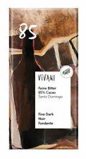(4,49 EUR/100 g) KS Vivani Feine Bitter 85% Cacao Schokolade bio 100 g