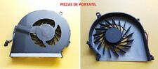Ventilador Compaq CQ58,HP G58, 655,4 pin version 2     3920025-B