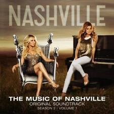 The Music Of Nashville: Original Soundtrack Season 2, Volume 1 - Variou (NEW CD)