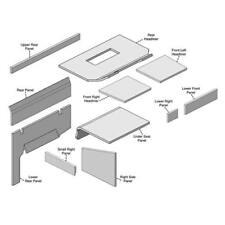 Amjd6600uk Upholstery Kit Black For John Deere 6600 7700 Combines