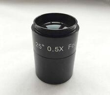 "1.25"" 0.5x Focal Reducer + 25mm tube w/ 28.5*0.6 MM Thread f/ Filter"