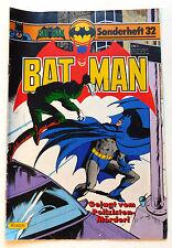 BATMAN   Sonderheft Nr.32   Ehapa Comic 1983   Z2-   PB1773