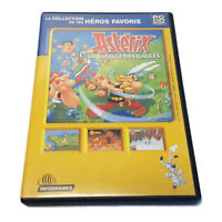 Asterix The Gallic War PC CD-ROM Game French English Complete Win 10 Comic
