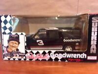 NASCAR Diecast #3 Dale Earnhardt Suburban Goodwrench Brookfield 1/25 Bank