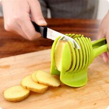 Handheld Tomatenschneider Eierschneider Kartoffelschneider Zwiebel Lemon Slicer