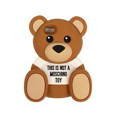 NIB MOSCHINO Bear iPhone 5/5S Case $75