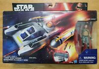 New Disney Star Wars Rebels Vehicle Y-Wing Scout Bomber with Kanan Jarrus figure