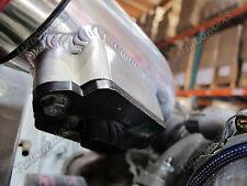"3"" Intake Kit For 2JZGTE 2JZ 2JZ-GTE Motor Single Turbo S13 S14 Swap Black hose"