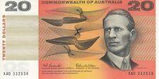 Australia. 'Coombs - Wilson' $20 (1966), Uncirculated