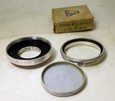 82A Blue Lens filter 30.5mm OD drop in Series 5 Holder Metal Ring Argus 20.5mm