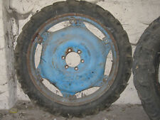 Rad / Hinterrad / Felge  Traktor  RS09  DDR