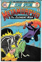 Metamorpho The Element Man #3 1975 FN DC Comics Free Bag/Board
