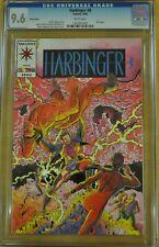 HARBINGER #0 CGC 9.6 NM+ PINK VARIANT MAIL AWAY VALIANT COMIC 1992 1ST LAPHAM