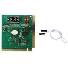 Diagnostic analyzer card for motherboard-PCI ISA R1Q4