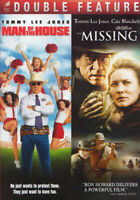 MAN OF THE HOUSE / THE MISSING (DOUBLE FEATURE) NEW DVD