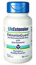 Super Saw Palmetto/Nettle Root Formula with Beta-Sitosterol-Life Extension-60 SG