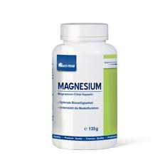Multi-Food Tri Magnesium Dicitrat Citrat 135 Kapseln Natriumarm