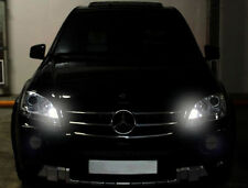 MERCEDES ML W164 2005 - 2012 COPPIA LUCI POSIZIONE A 5 LED T10 SMD CANBUS BIANCO