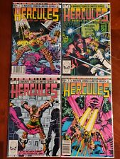 Marvel Comics Hercules Prince Of Power #1-4 Full Series Comic Book Lot