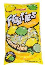 Frooties Lemon Lime Bulk Candy 360 Count Tootsie Bulk Fruities Candies