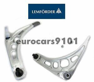 BMW 323Ci 328Ci Lemforder Front Left Right Control Arms 31122343352 31122343353