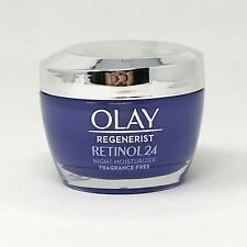 Olay Regenerist Retinol 24 Night Moisturizer (Fragrance-Free) 1.7 oz, New No Box