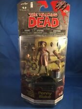 The Walking Dead The Governor's Zombie Daughter Penny Blake Series 2 Figure