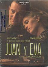 DVD JUAN Y EVA MOVIE ARGENTINA NEW PAULA DE LUQUE EVA DUARTE JUAN DOMINGO PERON
