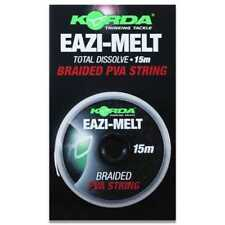 Korda Total Dissolve PVA String 15m for Carp Fishing