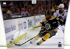 Tyler Seguin Boston Bruins Autographed signed 16x20 photo coa NEP