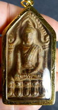 GENUINE CAMBODIAN BUDDHA AMULET. BOUGHT AT WAT RAKHANG / RAKANG TEMPLE THAILAND.