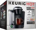 Keurig K- Classic K50 Single Serve K-Cup Pod Coffee Maker - Black photo