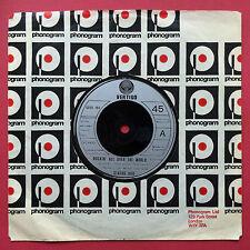 Status Quo - Rockin All Over The World / Ring Of A Change - Vertigo 6059-184 Ex