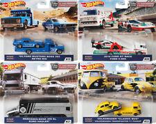 Team transporte Car Culture 8 modelo coches set 2020 1:64 Hot Wheels flf56 - 979h