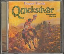 QUICKSILVER Messenger Service HAPPY TRAILS 10 track CD NEW SEALED 1969-2000