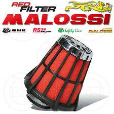 MALOSSI 042412.50 FILTRO ARIA RED FILTER E5 Ø32 CARBURATORE DELL'ORTO PHBG 21