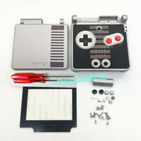 NES Version Full Housing Shell Case For Nintendo Game Boy Advance SP Console NEW