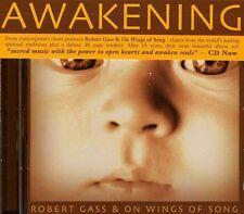 Robert Gass, Robert Gass & On Wings of Song - Awakening [New CD]