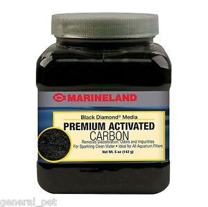 Marineland Black Diamond Activated Carbon 5oz