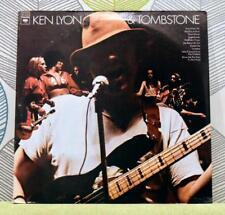 KEN LYON & TOMBSTONE - Self-Titled [Vinyl LP,1974] USA Import KC 32910 *EXC