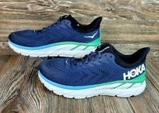 Hoka One One Clifton 7 Mens Running Athletic Training Shoes Size 10 1110508 MOAN